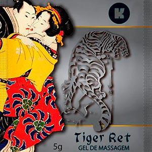 Gel Tiger Ret