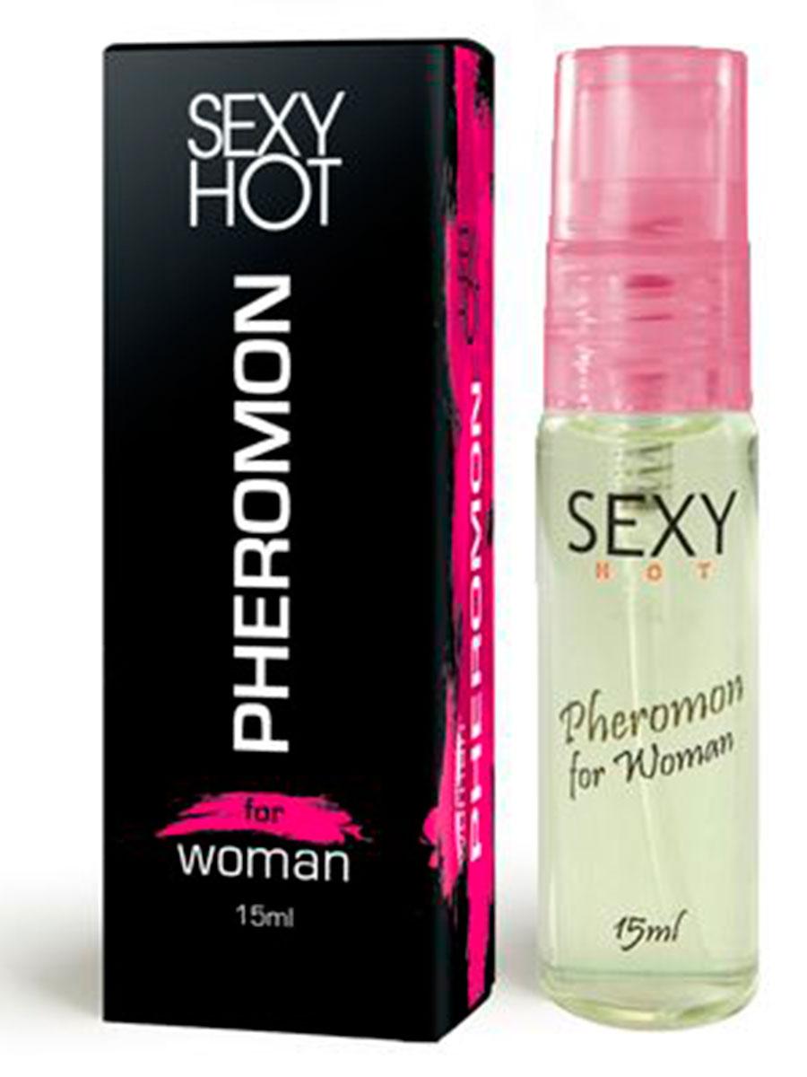 Perfume Pheromon for Woman