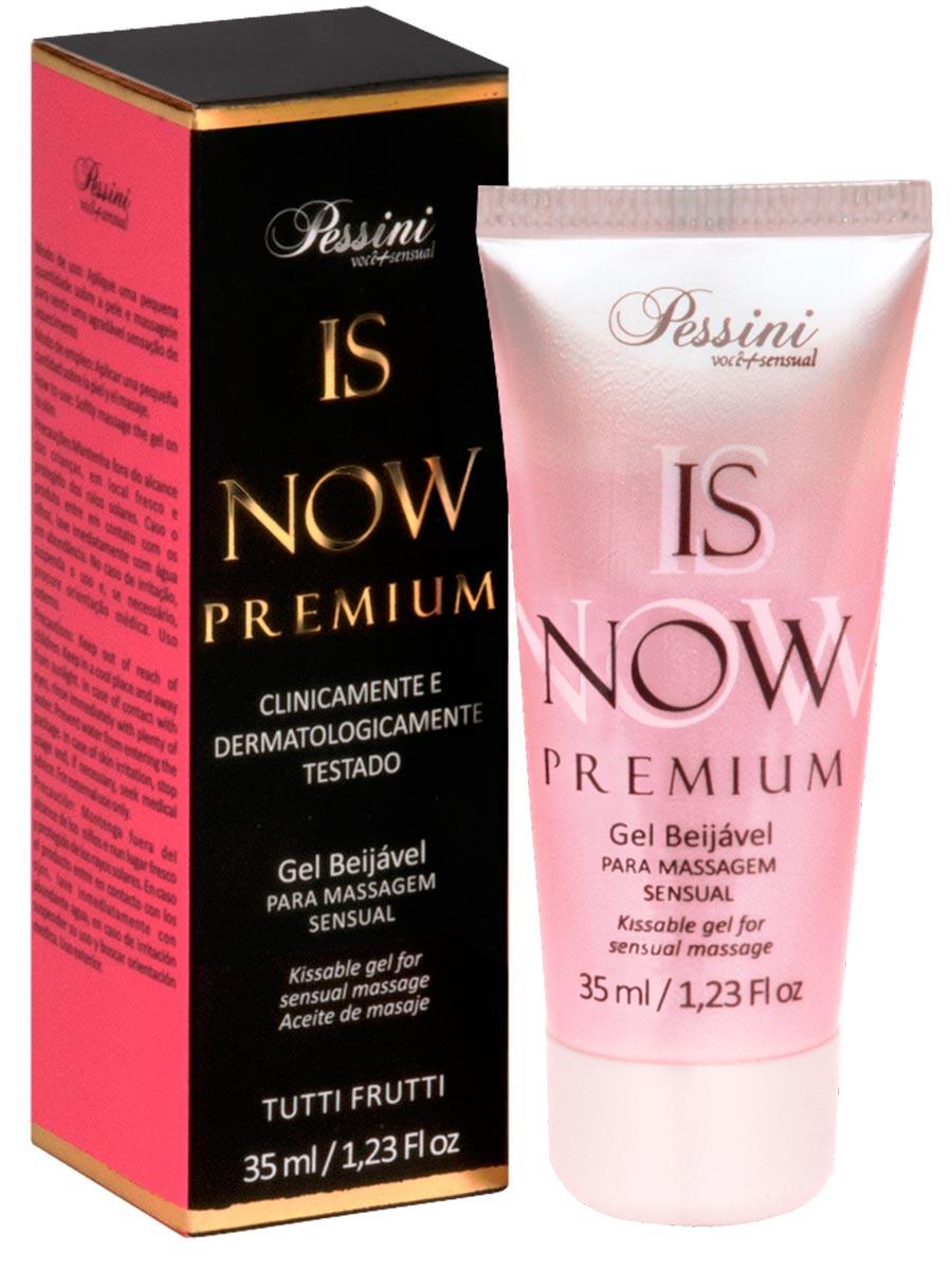 Ice Now Beijável Premium Tutti Frutti 35 ml