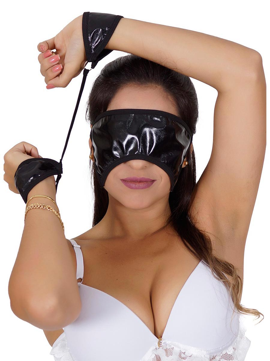 Kit Algema e Máscara