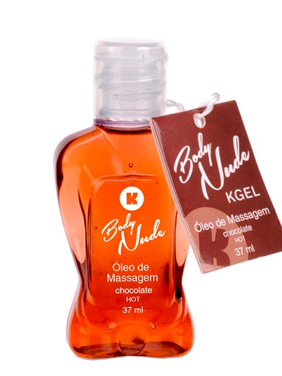 Oral Body Nude HOT - 37 ml