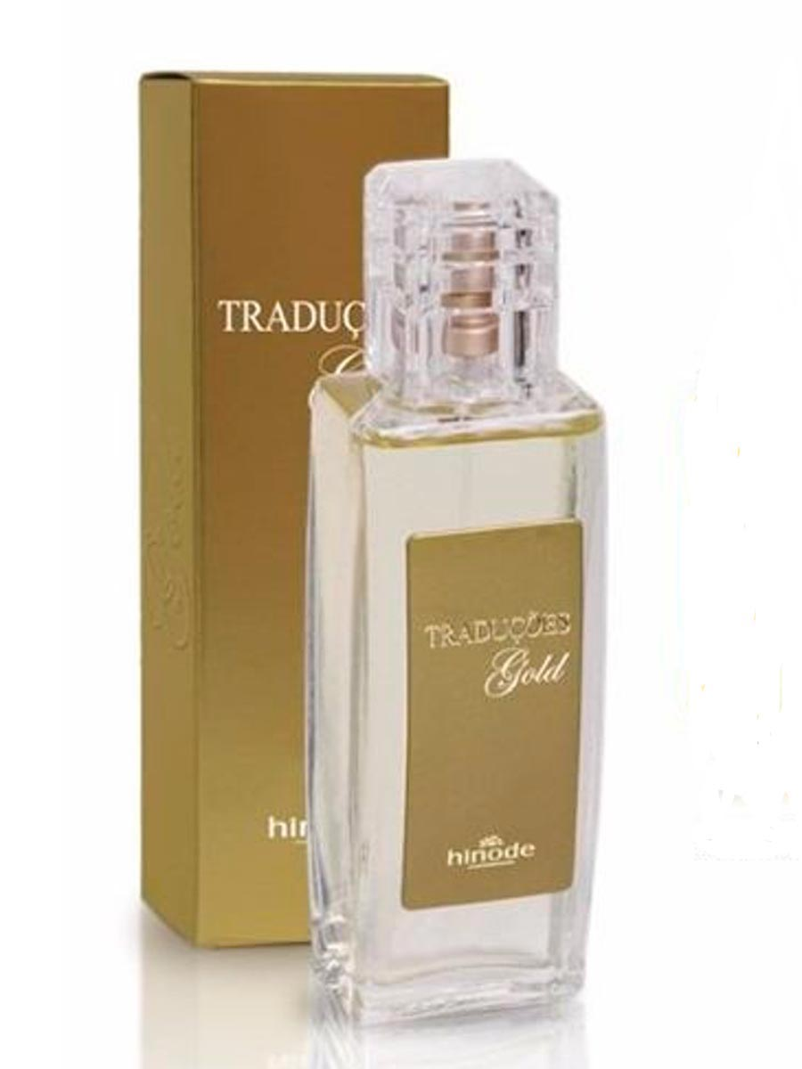Perfume Feminino Traduções Gold N°5  100ML