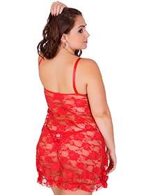 Camisola Chique Plus Size
