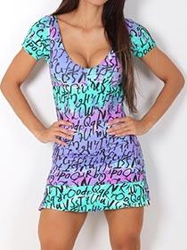 Vestido Lilica New Com Short Embutido