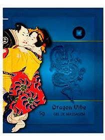 Gel Vibrador Dragon Vibe Unidade