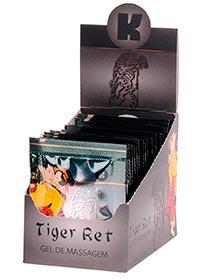 Gel Tiger Ret Caixa Com 25