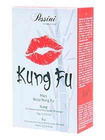 Beijo Kung Fu Oral Sem Parar