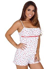 Short Doll Drapeado Karina