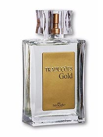 Perfume Masculino Traduções Gold N°4  100 ML