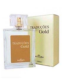 Perfume Masculino Traduções Gold N° 28
