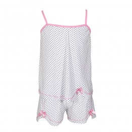 Short Doll Infantil Estampado